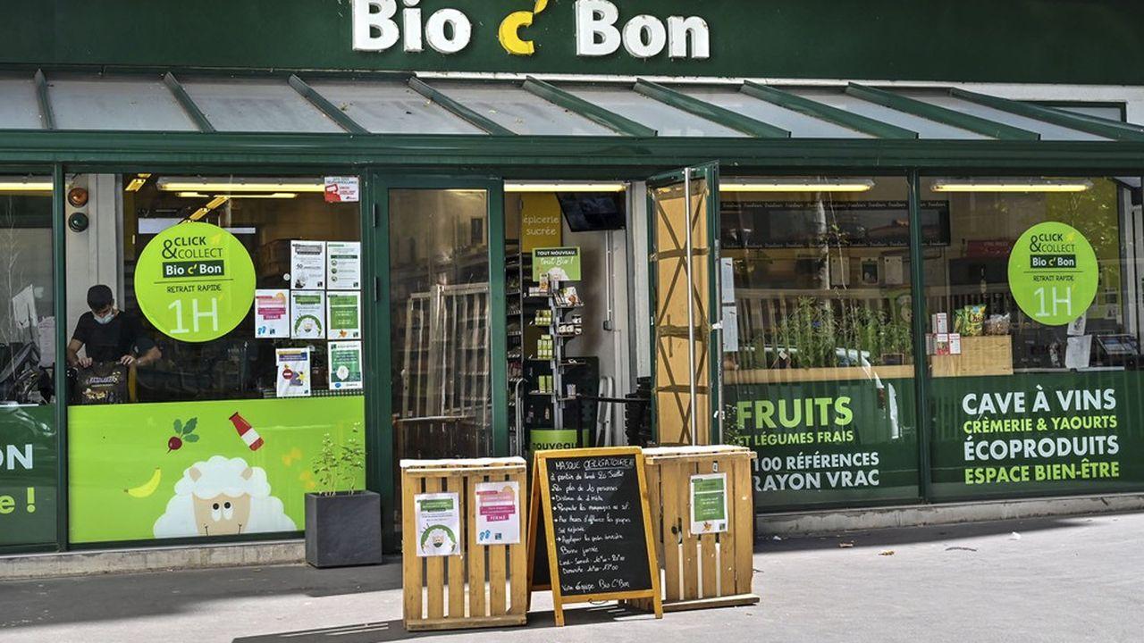 Le tribunal de commerce de Paris a confié Bio c Bon à Carrefour.
