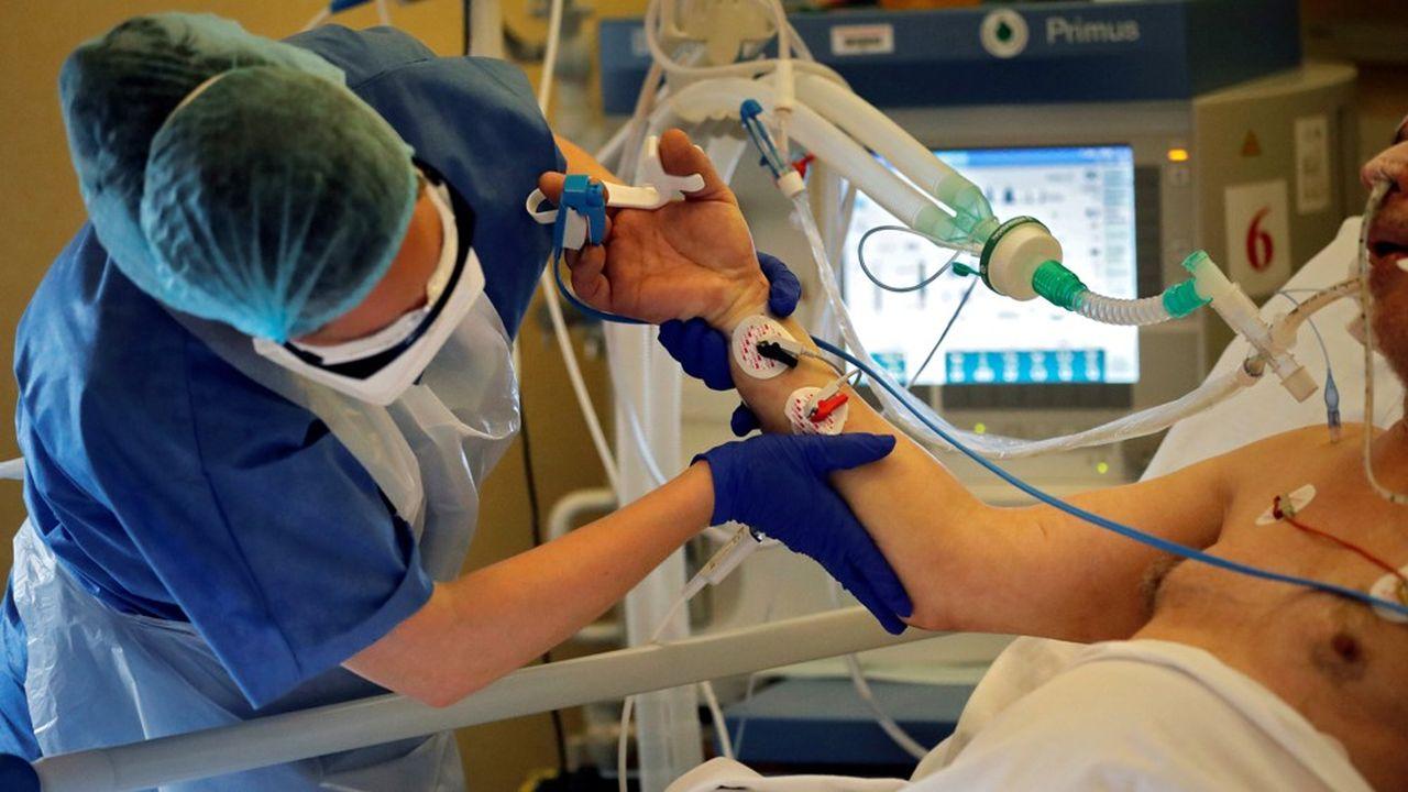 Les cliniques privées ont été associées à la lutte contre le coronavirus en amont de la deuxième vague.