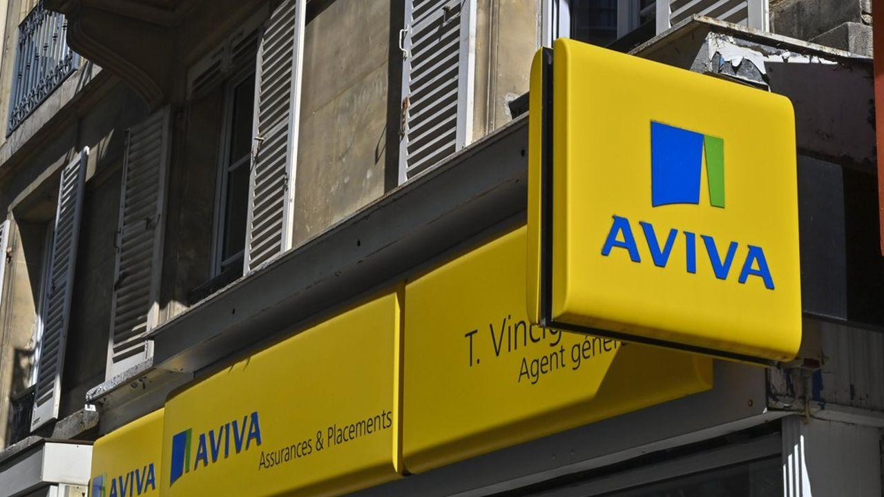 Mise en vente du groupe Aviva France, assurances, Afer.