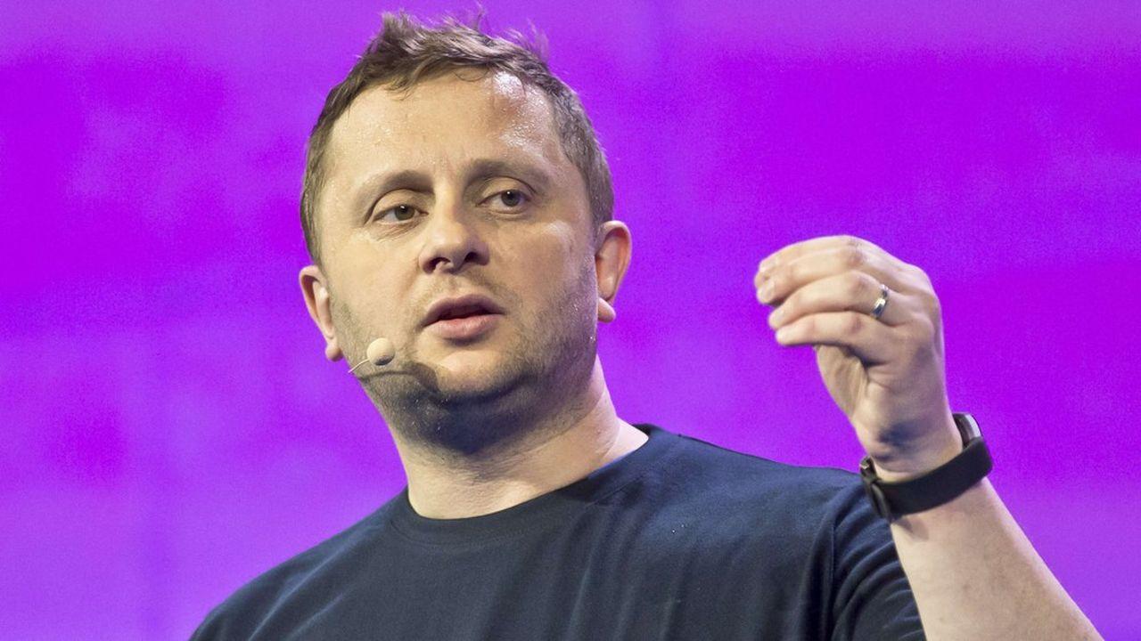Créée par Octave Klaba et sa famille, OVHcloud vient d'entrer cette année dans le top 8 du marché des serveurs en ligne d'après le cabinet Forrester.