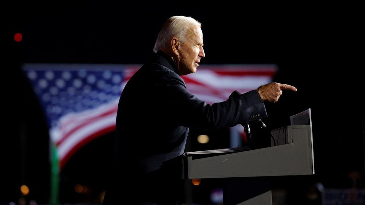 «L'une des propositions phares de Joe Biden est d'investir 2.000 milliards dans les greentech, pour faire des USA le leader incontesté de ces technologies».