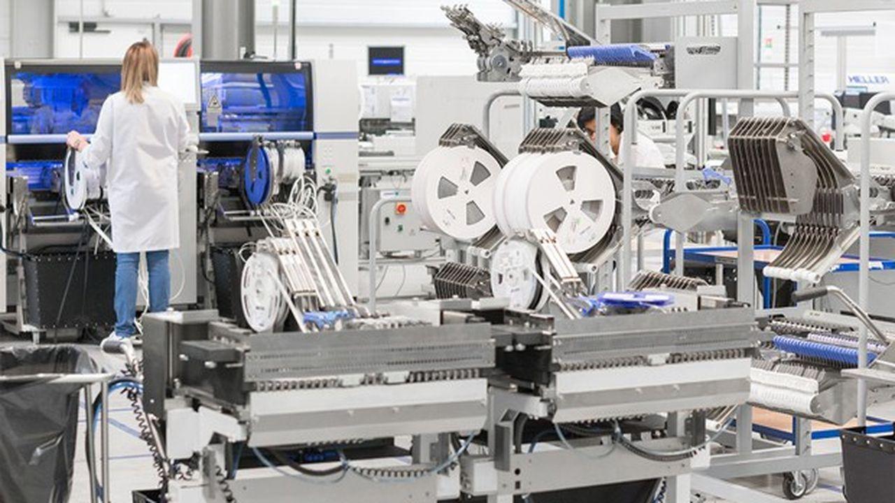 Les acteurs industriels, dans le médical, le ferroviaire, qui ont besoin de plus petites séries et de réactivité, peuvent être intéressés par une production locale selon la PME.