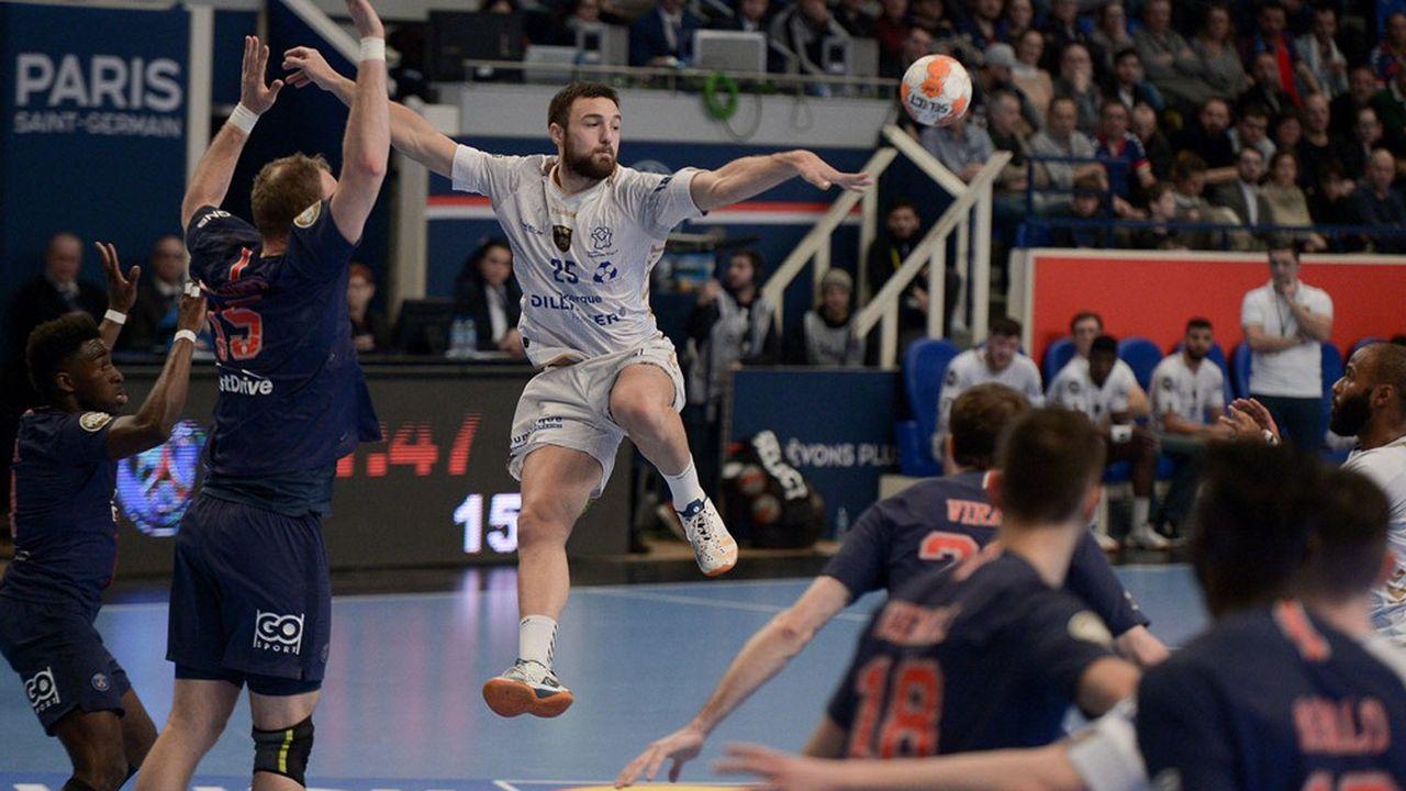 La Ligue nationale de handball décidera mercredi si elle interrompt le championnat de France.