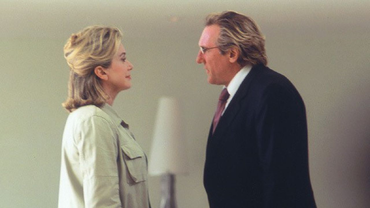«Les Temps qui changent» d'André Téchiné (2004). Catherine Deneuve et Gérard Depardieu dans un face-à-face troublant à Tanger.