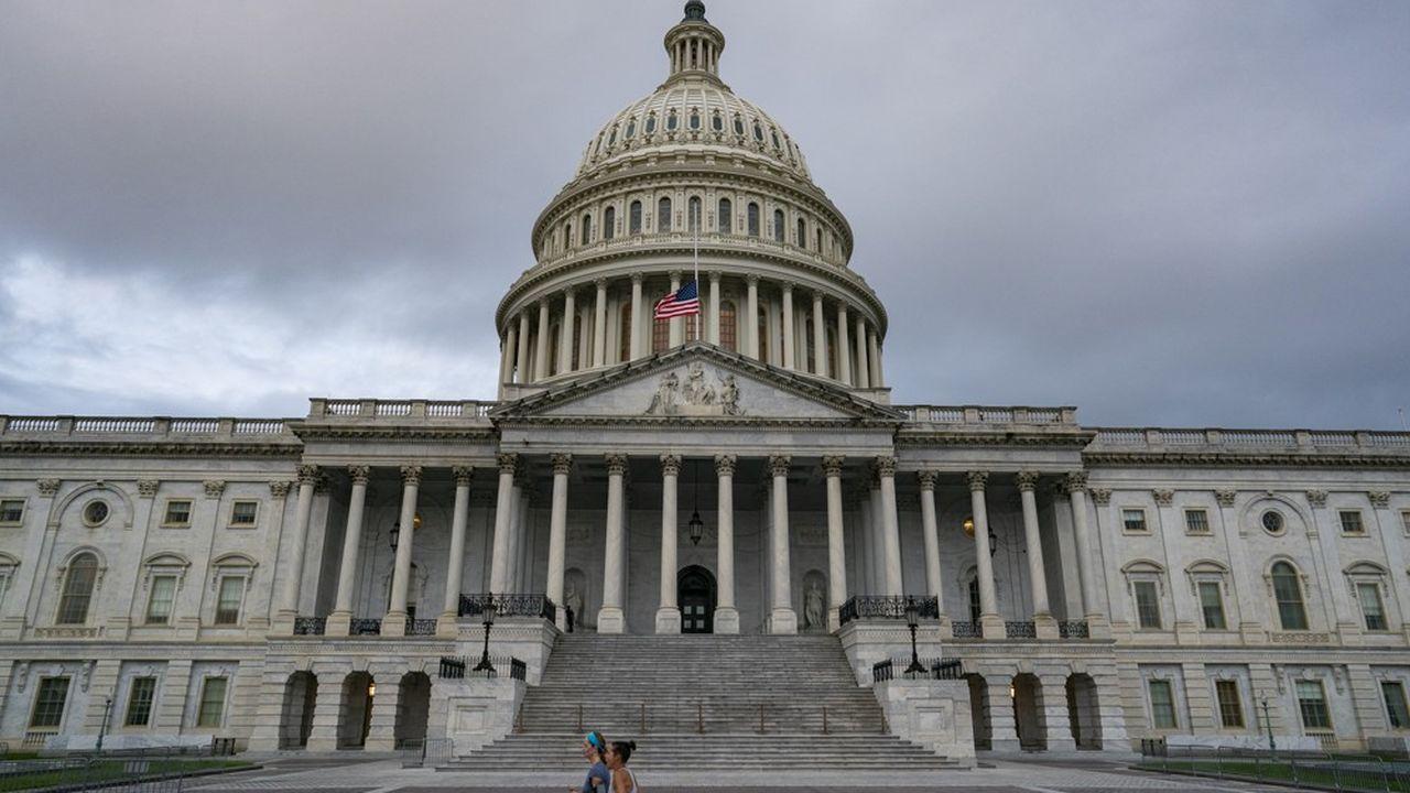 Le Congrès est l'autre grand enjeu du scrutin de mardi. Les démocrates tenteront de reprendre le Sénat.