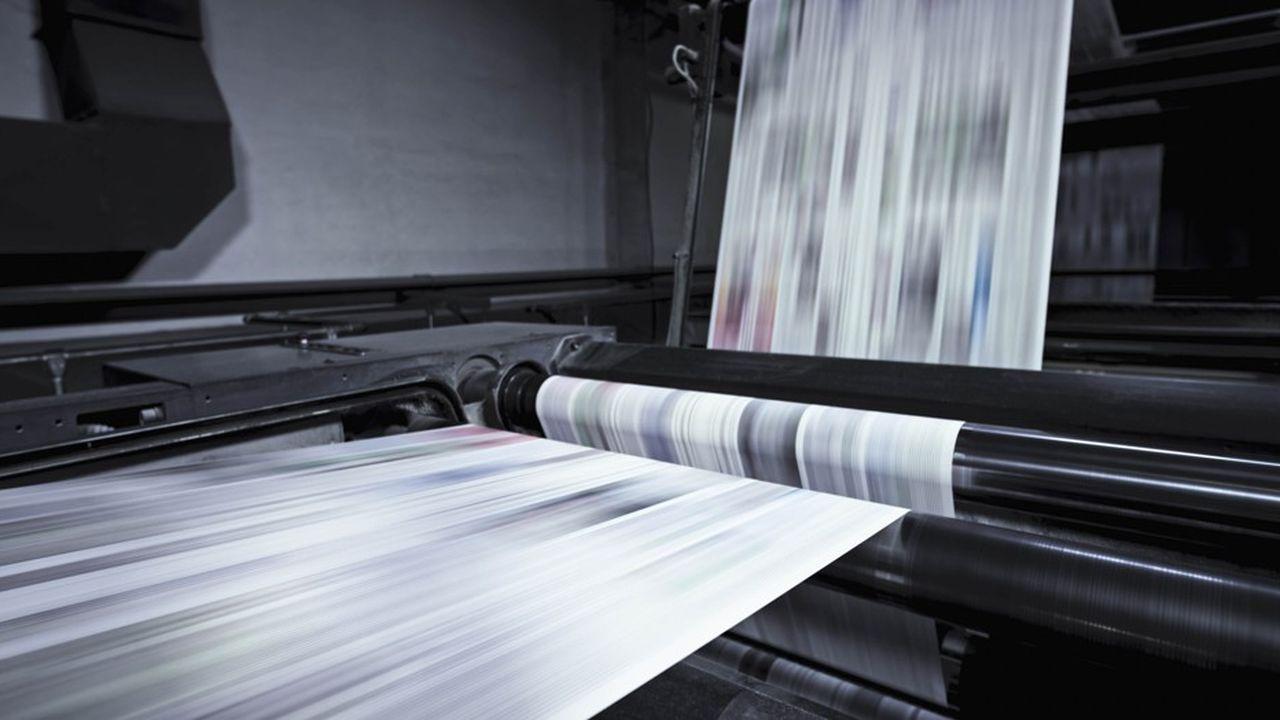 «Le Temps» compte une centaine de journalistes et est diffusé dans sa version papier à une vingtaine de milliers d'exemplaires.