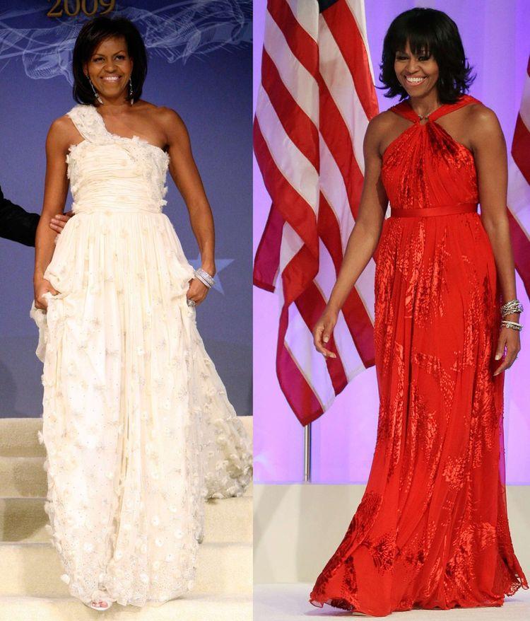 Michelle Obama en Jason Wu.