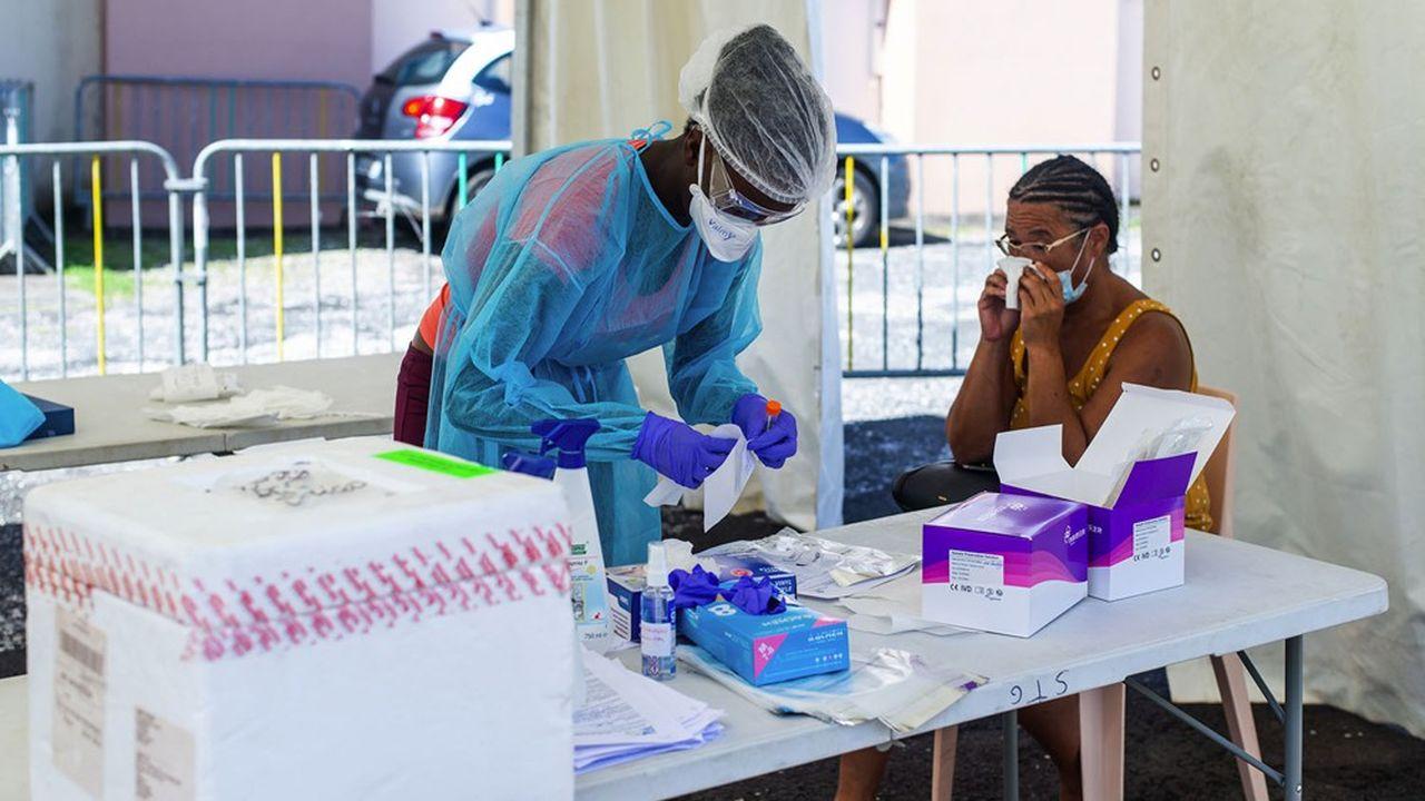 Guadeloupe, 23 septembre 2020. «L'urgence de la situation dans les territoires ultramarins est telle que les autorités ne peuvent plus se satisfaire d'acheter la paix sociale»