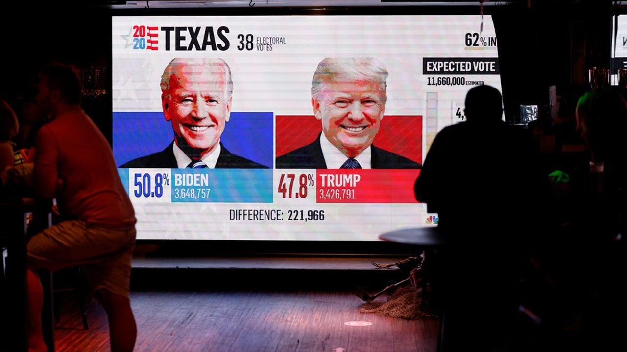 Ni la Floride ni le Texas n'ont voulu donner leurs voix du collège électoral à Joe Biden.
