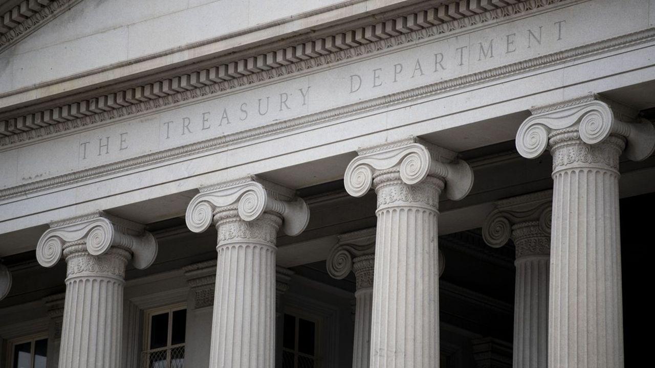 Considérés comme des valeurs refuges, les Treasuries ont été particulièrement recherchés par les investisseurs, faisant plonger les taux américains.
