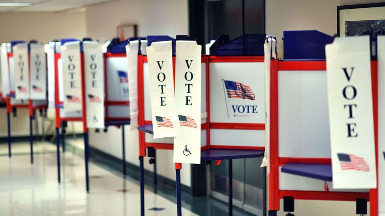 Les premiers résultats de l'élection américaine tendent à contredire les enquêtes d'opinion.