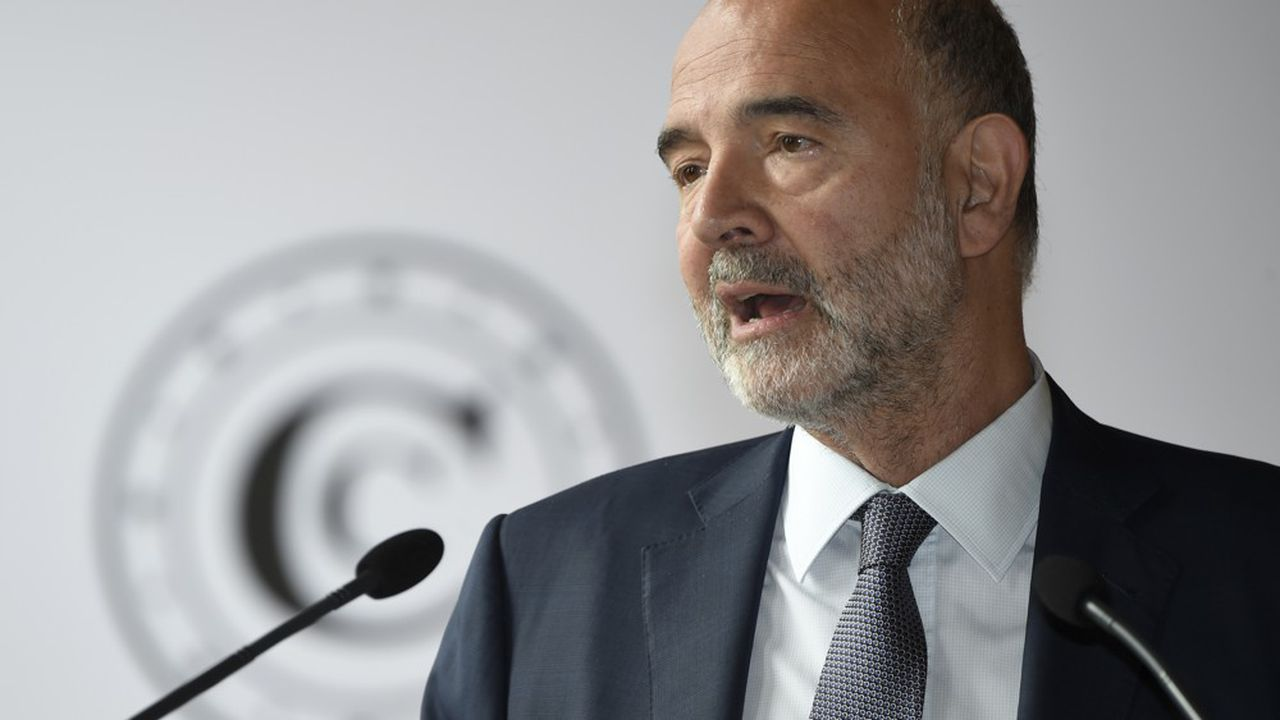 Pierre Moscovici, le président du Haut Conseil, a rappelé «la difficulté de l'exercice de prévision dans le contexte épidémique lié au Covid-19».