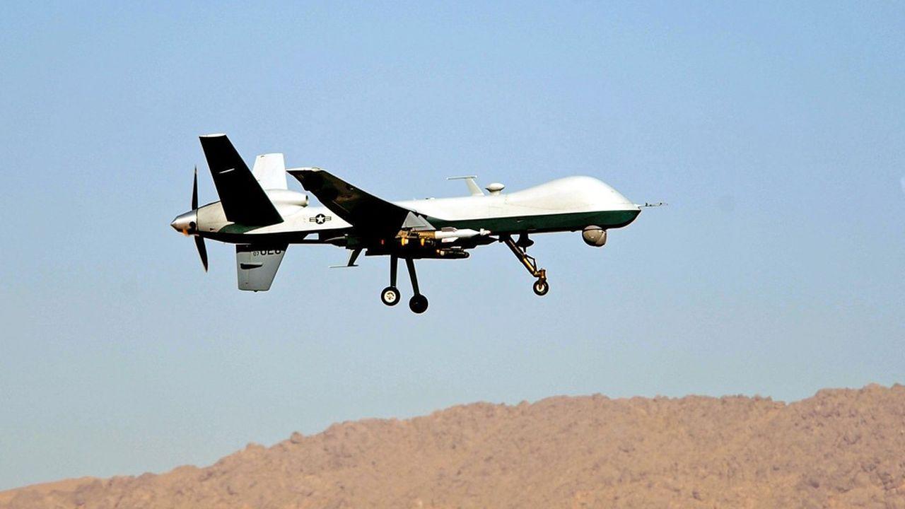 Cette nouvelle transaction porte sur quatre drones MQ-9B prêts à être armés.