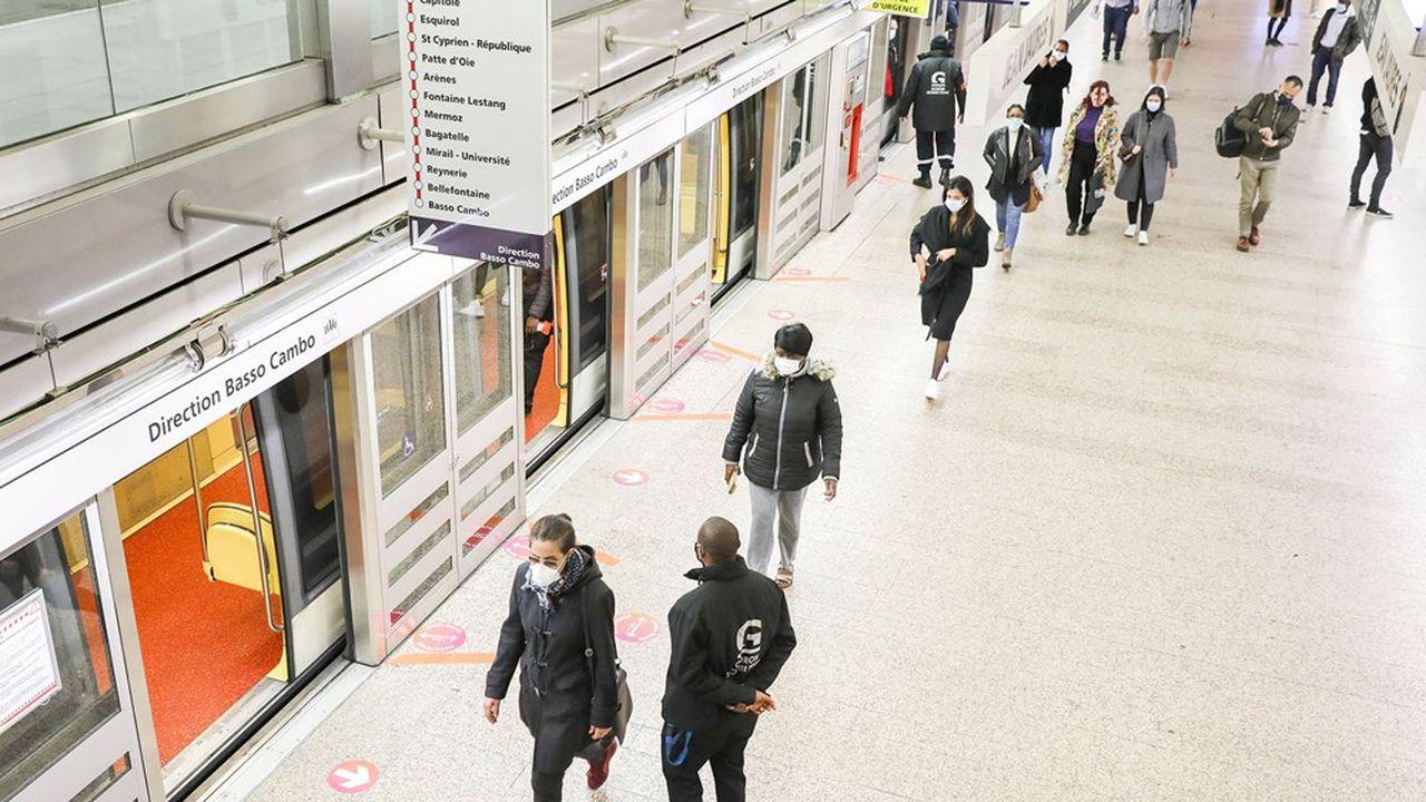 Alstom Transport vient de remporter l'appel d'offres du syndicat des transports de l'agglomération toulousaine Tisséo pour la troisième ligne de métro qui ouvrira après 2025.
