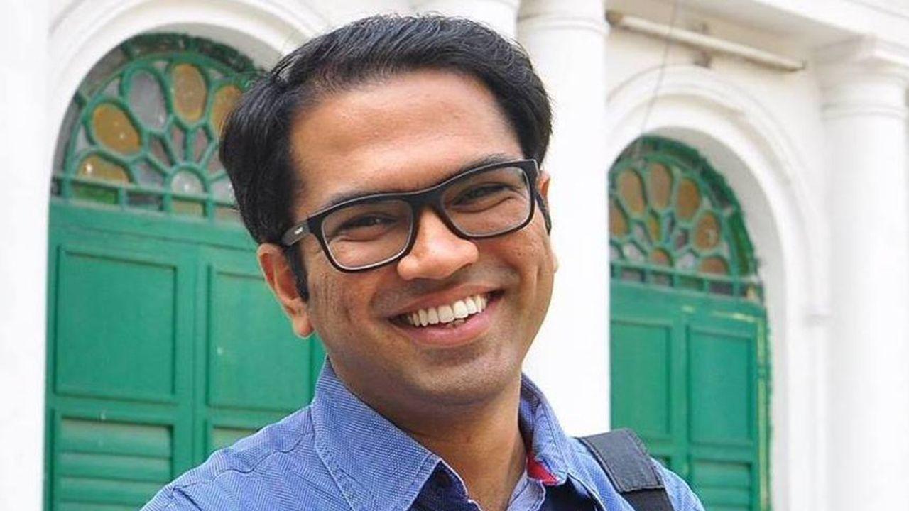 Santosh Harish, chercheur au Centre for Policy Research de New Delhi.
