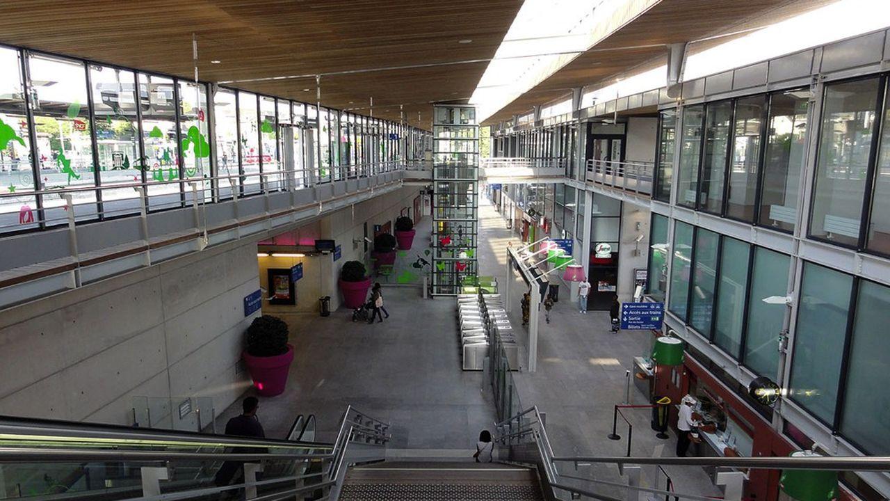 Val Parisis Emploi s'installera dans le bâtiment voyageurs de la gare d'Ermont-Eaubonne.