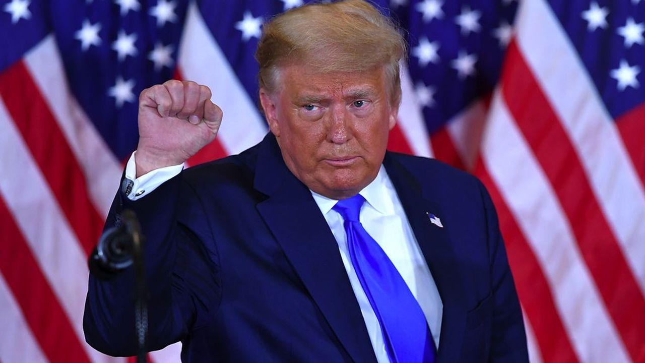 «Donald Trump, dans son entreprise de destruction de la démocratie américaine, monte sciemment les citoyens les uns contre les autres.»