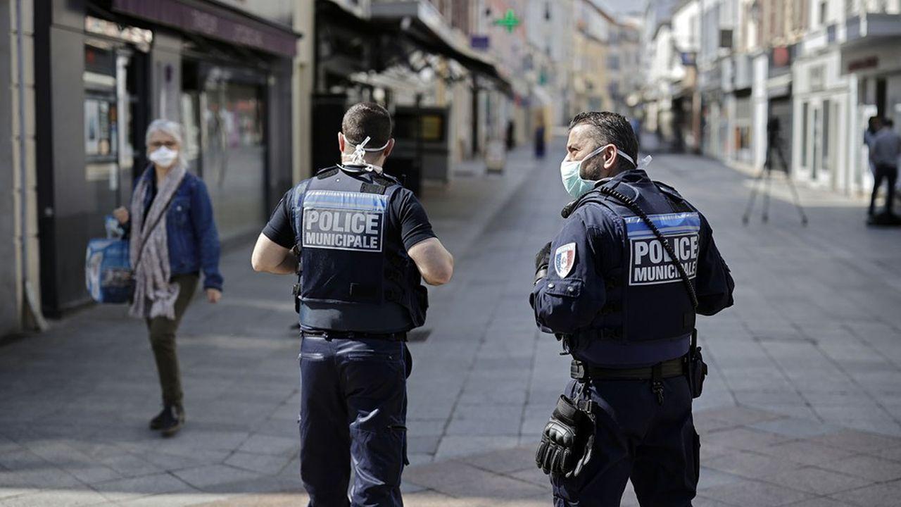 Il est prévu que la future direction de la police municipale compte 5.000 agents d'ici à 2024.