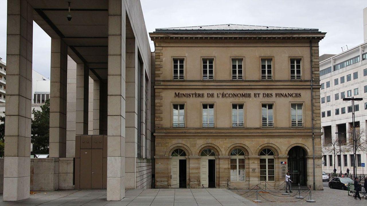 Ministère de l'Economie et des Finances.