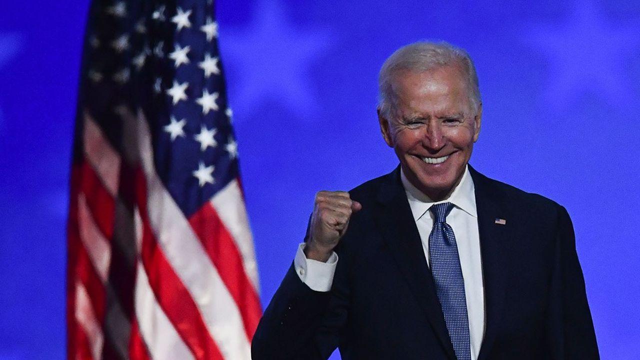 Joe Biden se montrait optimiste, ce mercredi, alors que les bulletins anticipés étaient comptés dans plusieurs Etats-clés.