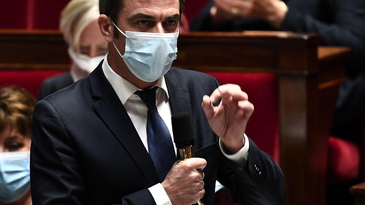 Le ministre de la Santé et des Solidarités, Olivier Véran, était auditionné ce mercredi par la commission d'enquête sur l'épidémie de Covid-19 de l'Assemblée nationale.
