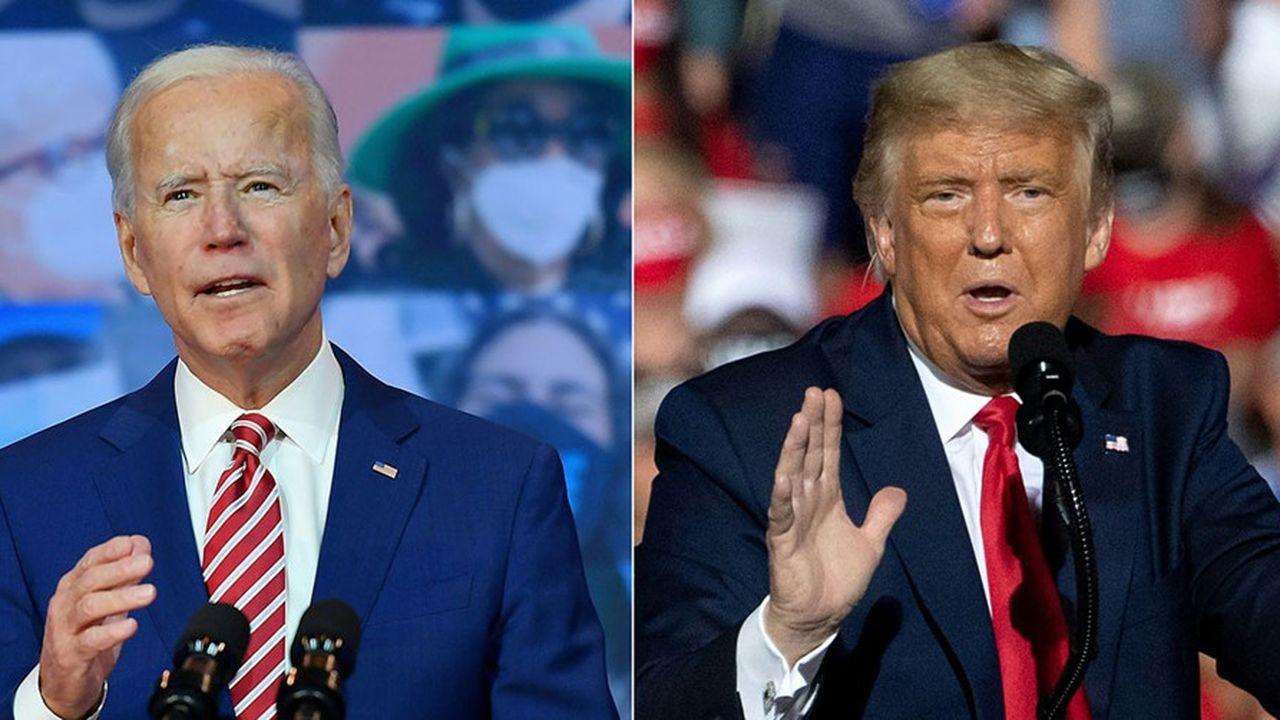 Joe Biden a remporté l'Etat crucial du Wisconsin, un revers majeur pour le président Donald Trump qui avait remporté cet Etat face à Hillary Clinton en 2016.