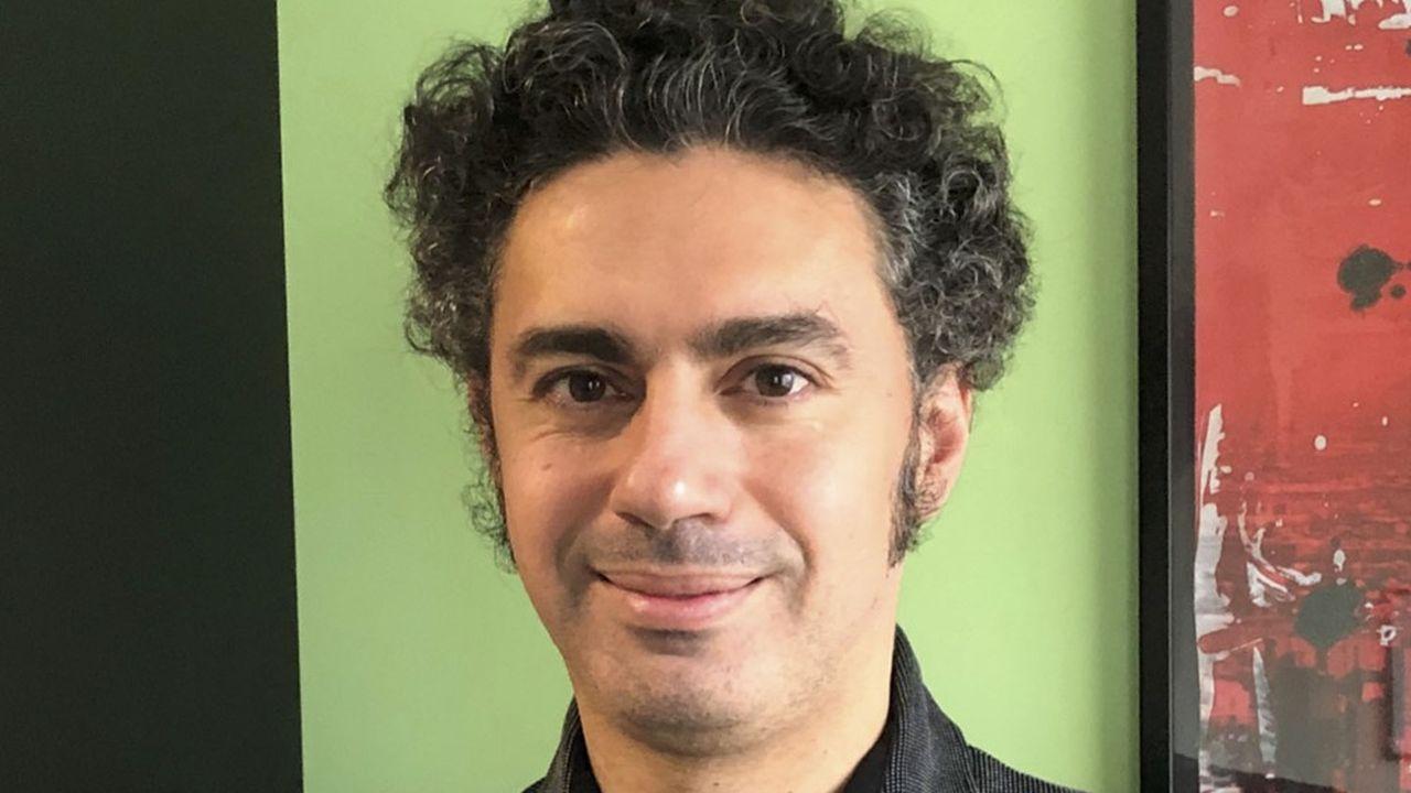 Zoher Gueroui, directeur de recherche au CNRS, travaille au département de chimie de l'Ecole normale supérieure (ENS).