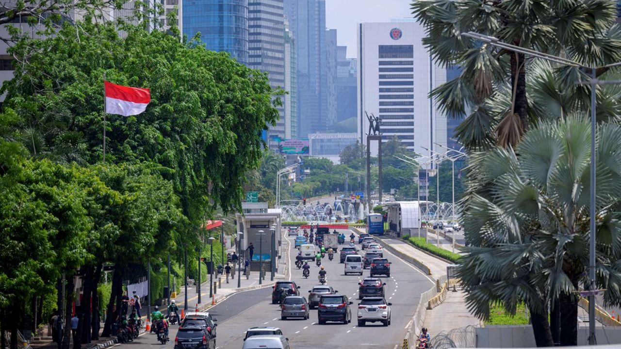 Comme de nombreux pays, l'Indonésie dû mettre en place des mesures sanitaires qui ont paralysé de nombreuses entreprises.