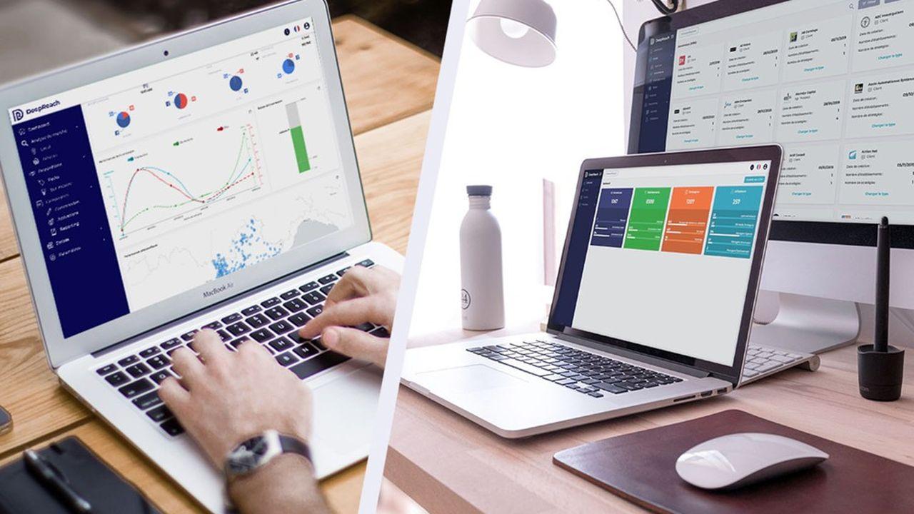 DeepReach propose une plateforme pour améliorer l'efficacité des campagnes de communication locales.