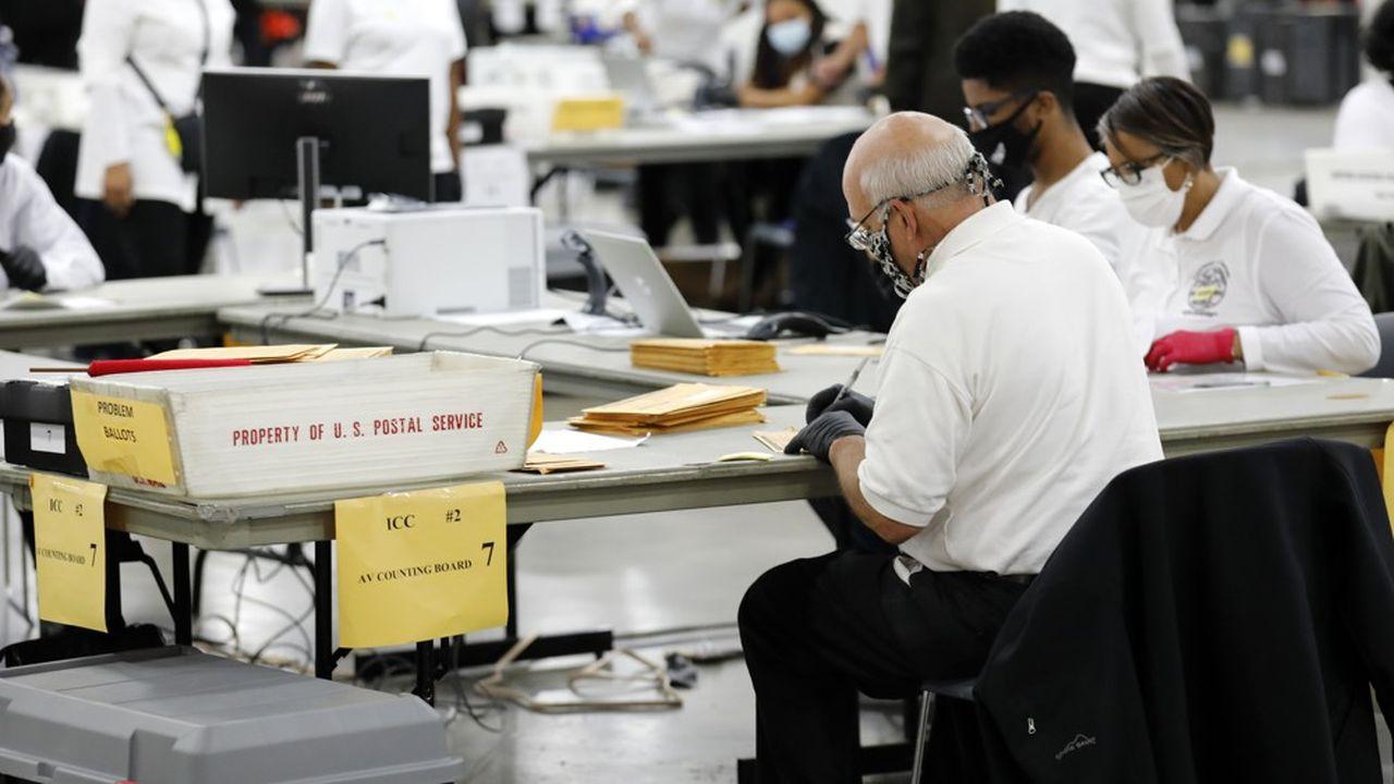 L'opération «conserver et récupérer le vote des minorités» lancée par Joe Biden n'a été qu'en partie réussie.