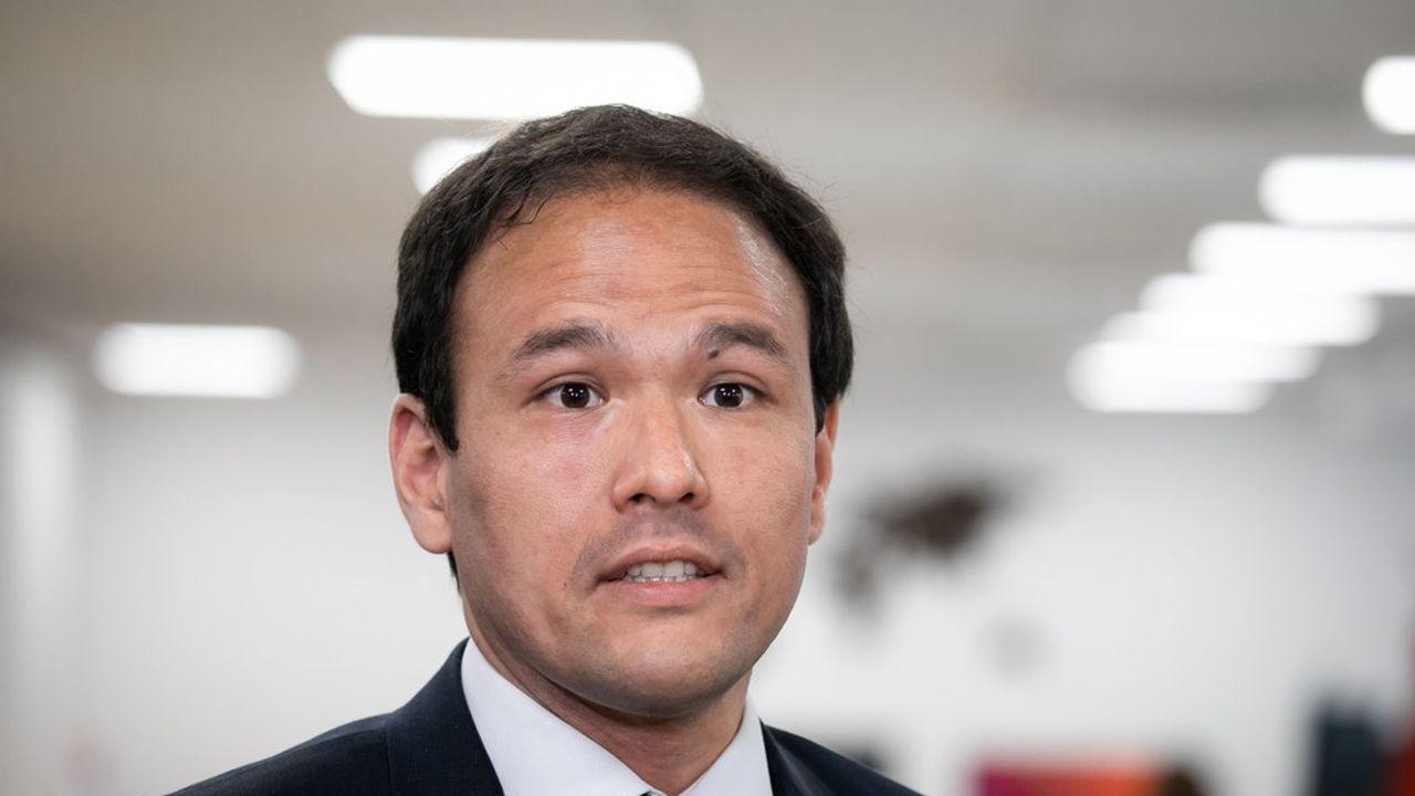 Cédric O, secrétaire d'Etat au Numérique, veut pousser l'écosystème à se préparer pour que les futurs champions de la French Tech puissent se financer sur le marché boursier parisien.