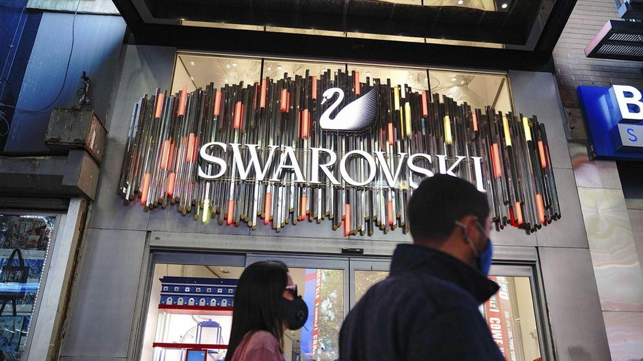 80% des actionnaires de Swarovski ont approuvé le projet de réorganisation du spécialiste du cristal