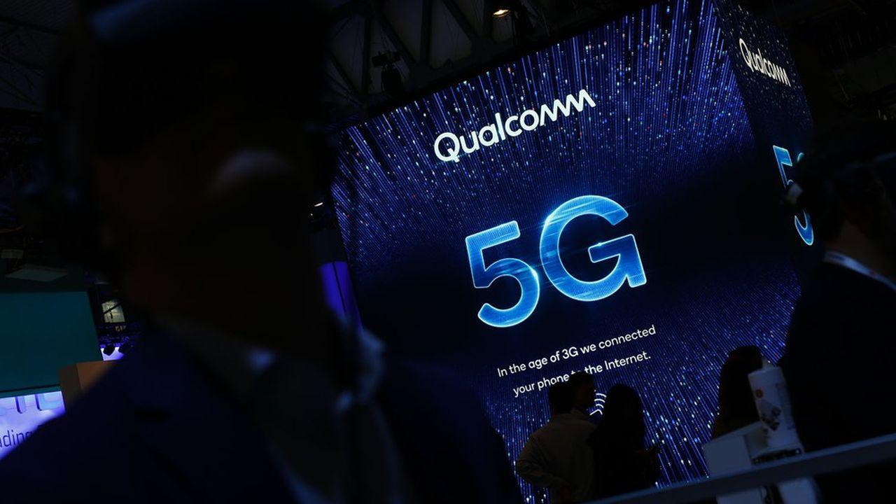 Avec Intel, Qualcomm est l'un des grands fabricants américains de puces.