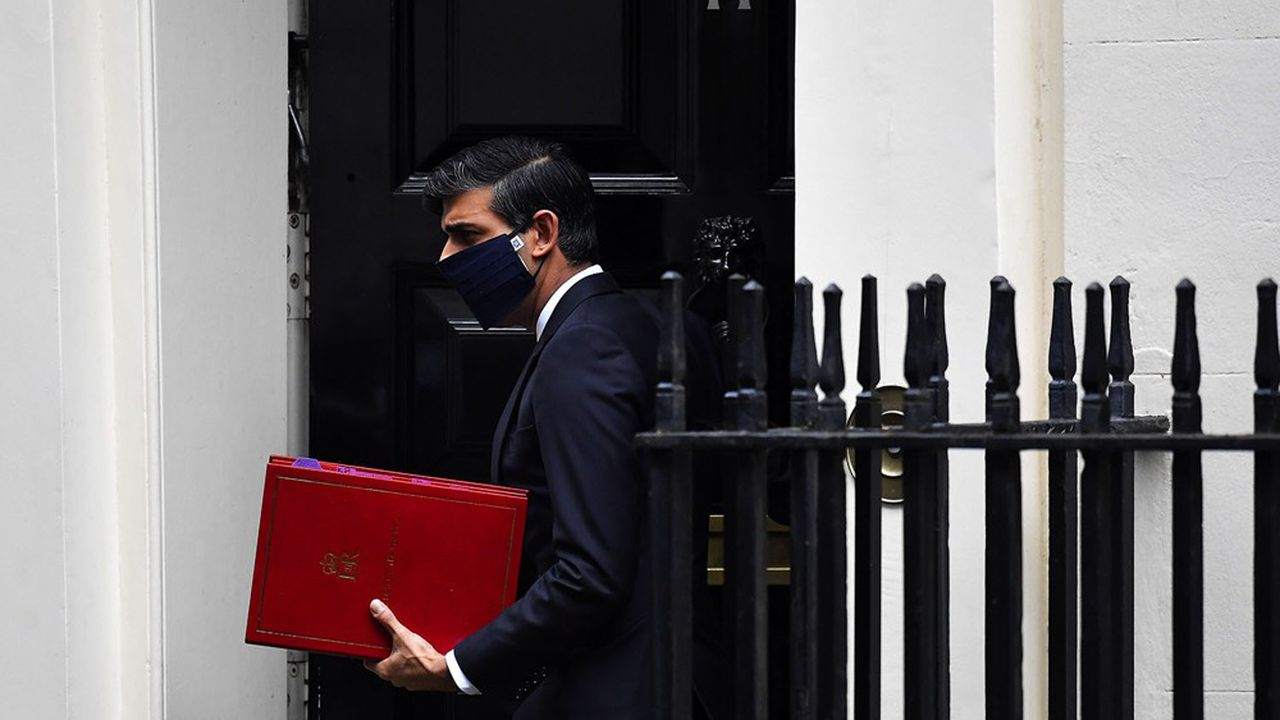 Le ministre des Finances, Rishi Sunak, a annoncé, ce jeudi, l'extension à la fois géographique et temporelle du régime de chômage partiel initialement prévu pour le seul reconfinement de l'Angleterre, jusqu'au 2décembre.