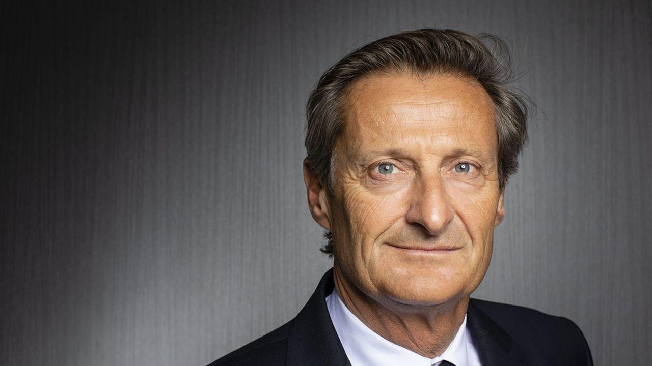 Jacques Ehrmann est le directeur général de la foncière Altarea et le président du Conseil national des centres commerciaux.