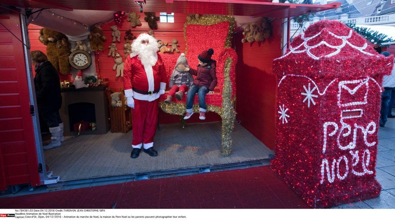 Les deux villes vont investir dans les illuminations et les décorations de Noël.