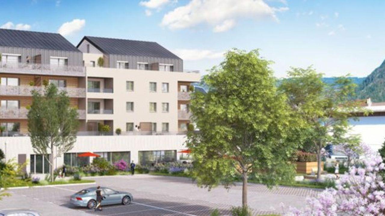 25 appartements du T2 au T5 vont être créés.