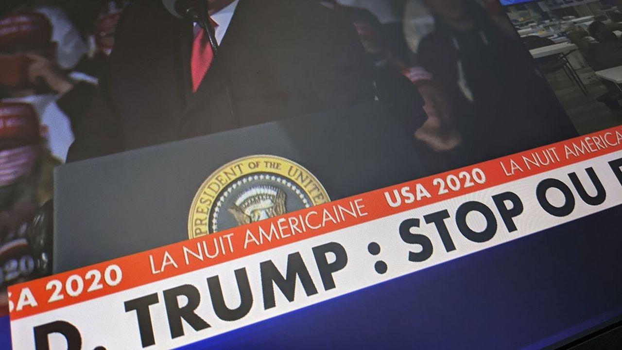 Les Français se sont passionnés pour cette élection américaine pourtant complexe.