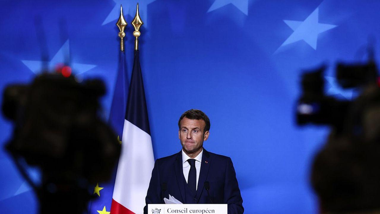 Emmanuel Macron veut relancer la refonte de Schengen, initiée au moment de la campagne des européennes du printemps 2019,