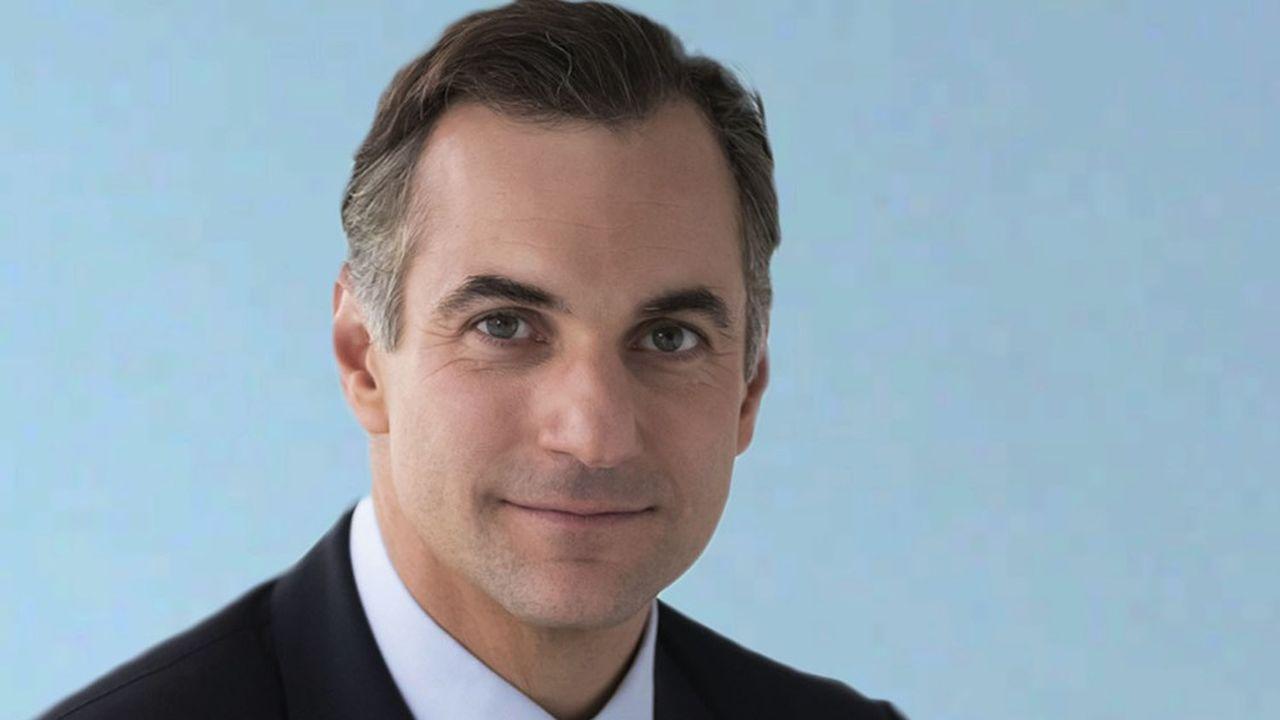 Nicolas Namias, ex-directeur de BPCE en charge des finances, a été nommé à la tête de Natixis en août, en remplacement de François Riahi.