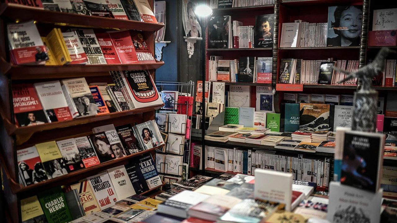 Les points de vente physique de livres ont été tous fermés car considérés comme commerces «non essentiels». Ils assurent en temps normal 70% de l'activité de vente de livres.
