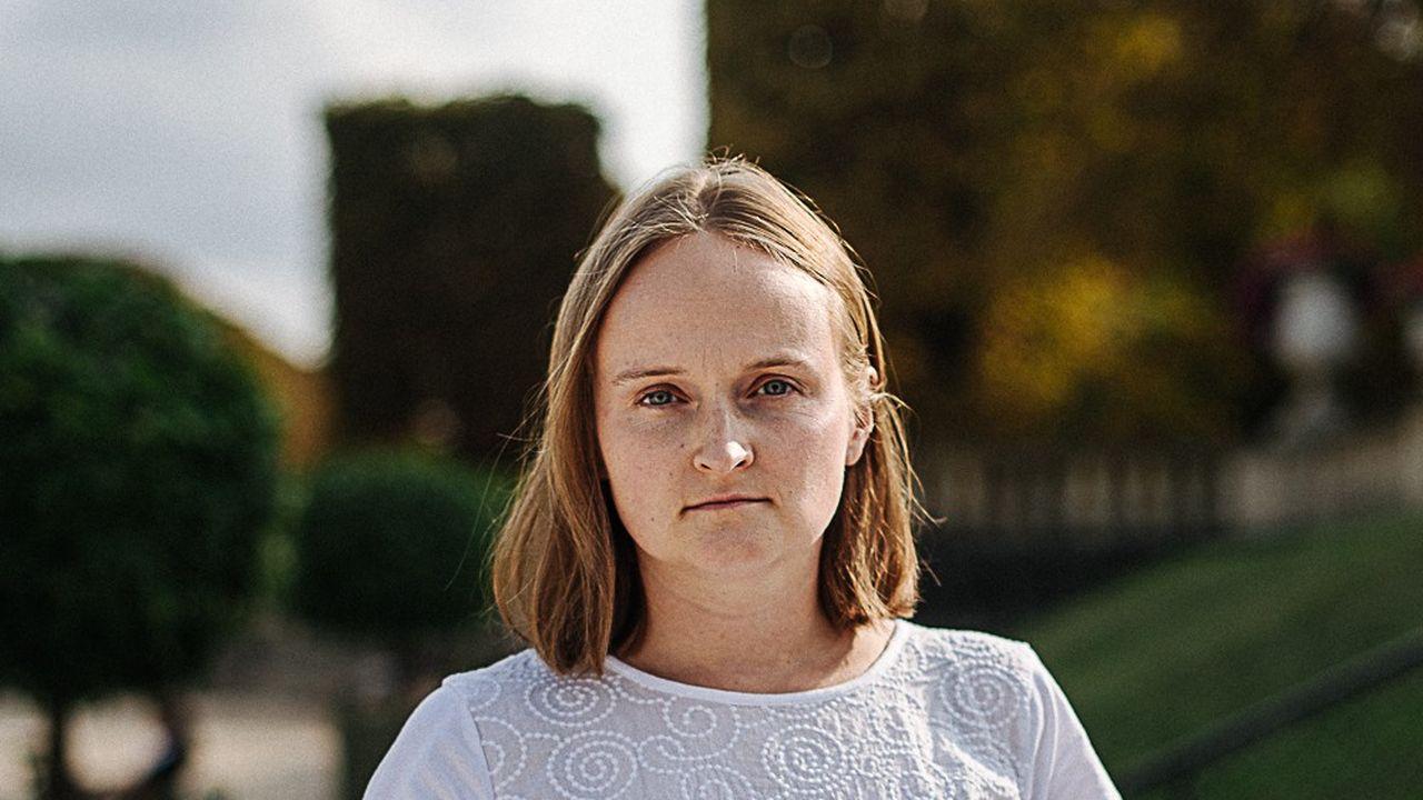Anna Stépanoff, arrivée en France en 2001 à l'âge de 19 ans, a fondé la Wild Code School douze années plus tard.