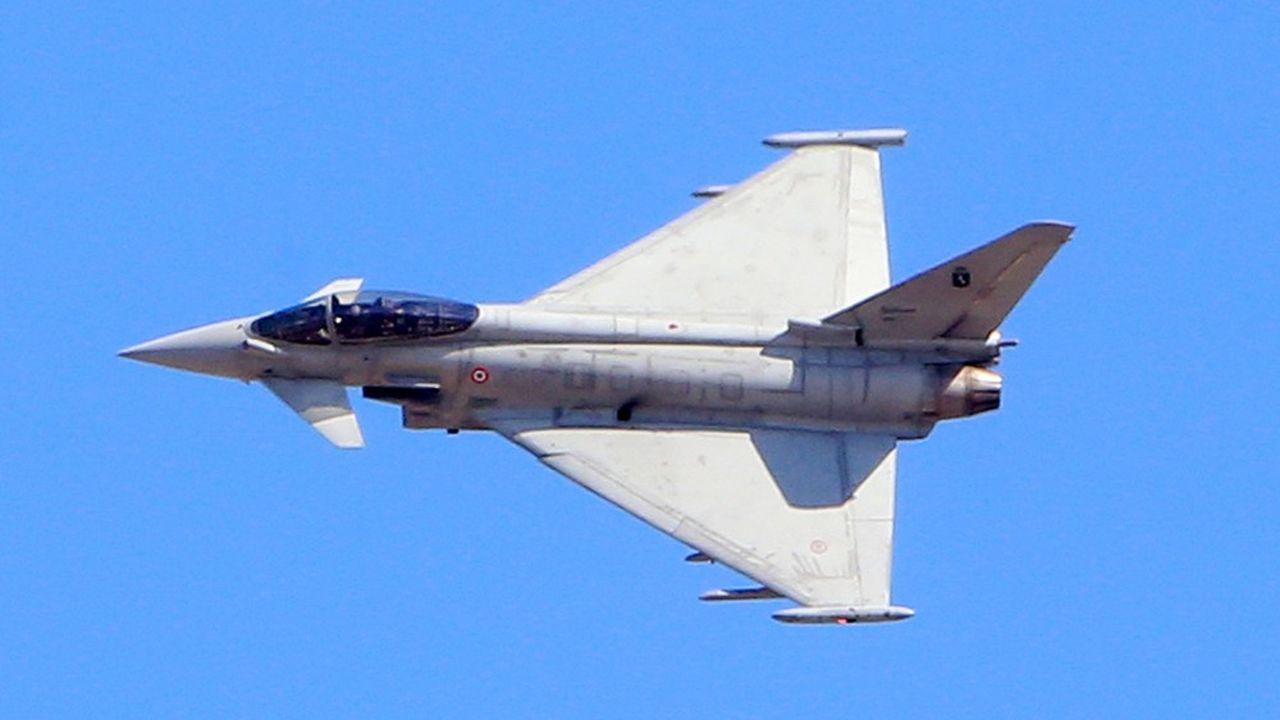 L'Allemagne est le deuxième client derrière le Royaume-Uni de l'Eurofighter avec 143 appareils contre 160 outre-Manche.