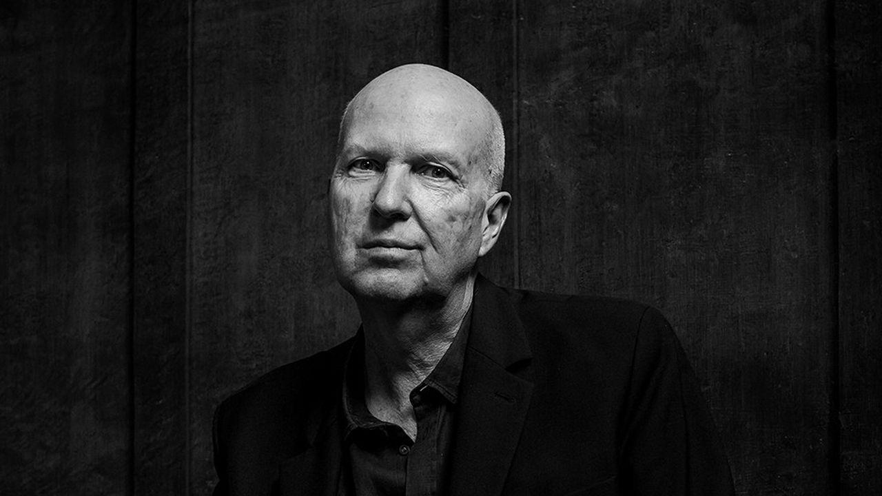 L'écrivain Jean-Philippe Toussaint à Paris, le 9 octobre 2020.