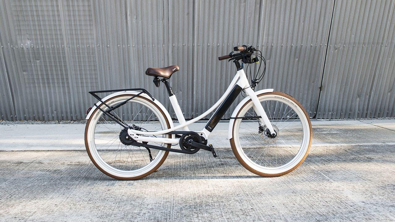 Le vélo Reine Bike est doté d'un système de détection de mouvements, d'une alarme de 102 décibels, d'un système de géolocalisation et d'un contrôle à distance de l'assistance électrique.