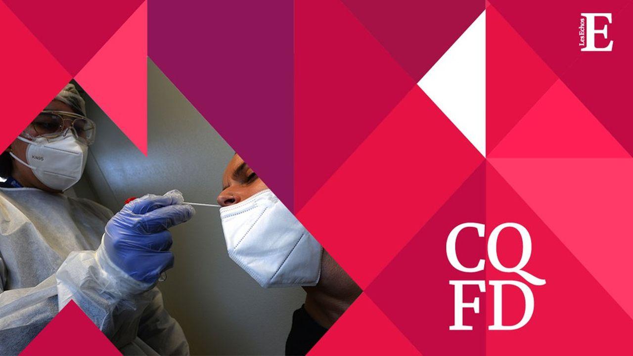 Covid : les tests antigéniques en cinq questions