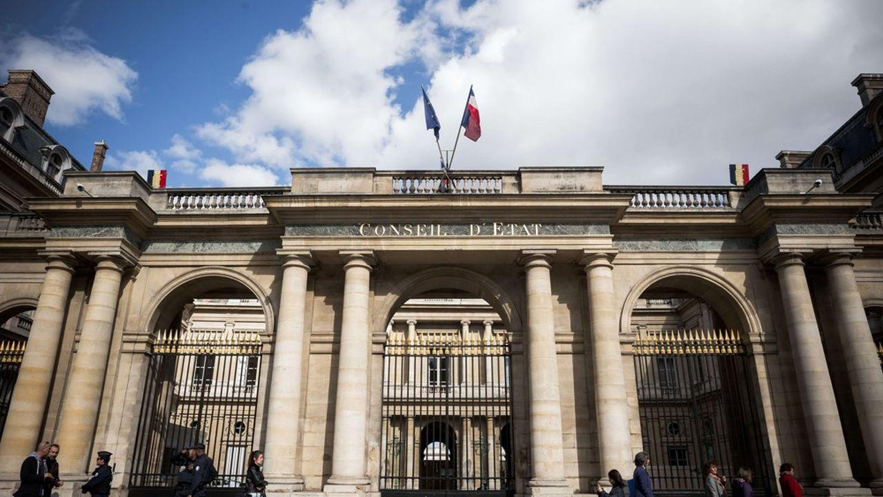 Entre le 30octobre et le 4novembre, 57 référés ont été enregistrés par le Conseil d'Etat.