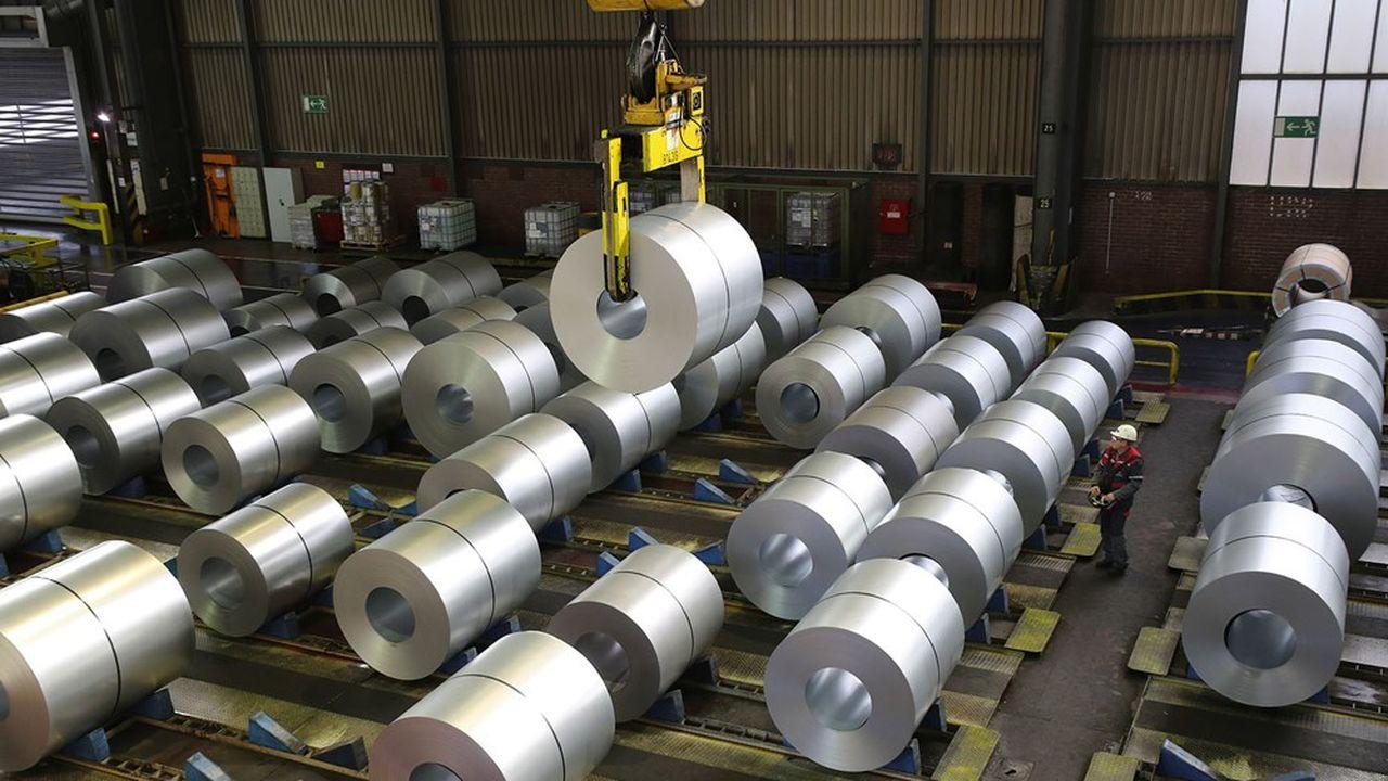 «L'industrie manufacturière se bat pas à pas pour son redressement» même si «le chemin est encore difficile au vu de la pandémie», indiquait ce vendredi le ministère de l'Economie dans un communiqué.