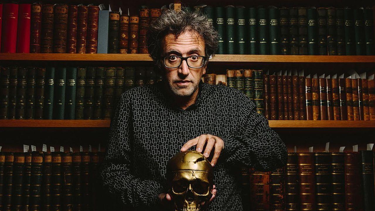 Lionel Naccache, neurologue, specialiste des neurosciences cognitives