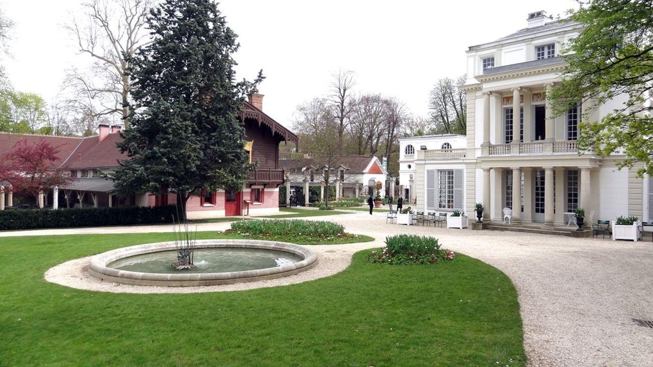 Le musée permet de redécouvrir la magnifique résidence de la riche famille Caillebote, telle qu'elle était au 19e siècle.